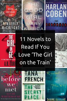A list of great new books for fans of thriller mysteries like 'The Girl on the Train' by Paula Hawkins. I Love Books, New Books, Good Books, Book Suggestions, Book Recommendations, Novels To Read, Books To Read, Book Club Books, Book Nerd