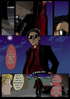 tumblr_lylon7vyeX1qexiluo2_500.png (500×705) <----- Good Omens/Supernatural crossovers are like my favourite thing