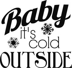 Burton Avenue: Freebie Friday - Baby It's Cold Outside
