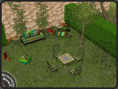 Around the Sims 2 | Objects | Outdoor | Sunny Sunday