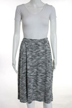c36ef6559 Bobeau Gray Stretch A Line Knee Length Skirt Size Small NEW JG06 #fashion  #clothing #shoes #accessories #womensclothing #skirts (ebay link)