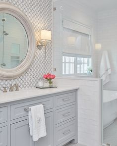 Lies You've Been Told About Small House Decorating Bathroom Master Bath 105 . about Bath bathroom Decorating house Lies Master small Told Youve 833236368541541065 Home, Wet Rooms, Bathroom Inspiration, Small House Decorating, Bathroom Decor, Interior, Bathrooms Remodel, Bathroom Renovations, Bathroom Design