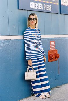 New York Fashion Week SS 2016....Natalie