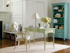 Tres Traditional - Art and Accessories for Home Offices on HGTV