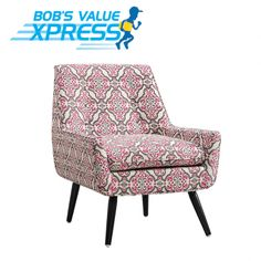 Dorothy Pattern Chair | Accent chair for living room $159