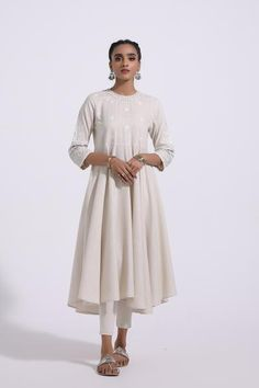 EMBROIDERED SHIRT (E0009/103/004) | ETHNIC