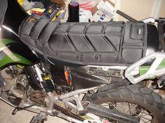 Walmart ATV Cover Install - KLR650.NET Forums - Your Kawasaki KLR650 Resource! - The Original KLR650 Forum!
