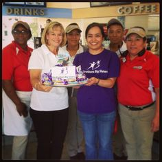 Krispy Kreme is making a BIG difference to our kids this month!