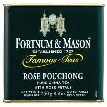 Rose Pouchong - one of my favourite teas