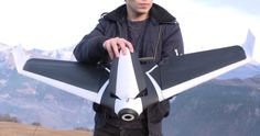 Drones are there a many but what makes the Disco stand out is the fact that this is the first ready to fly wing-shaped drone you can easily pilot.