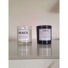 H&M candles