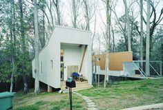 Tiny House Family, LaMar Alexander, Derek Diedricksen, Macy Miller, Rural Studios, DIY homes, DIY houses, self-built houses, cheap houses, cheap home designs, how to build a house, eco-friendly homes, tiny homes under $20k, affordable eco-friendly homes,