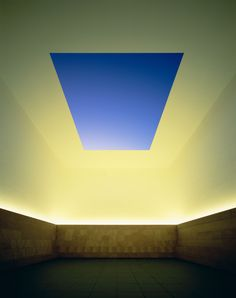 Blue Planet Sky (2004) - James Turrell. Visited in Oct. 2015.