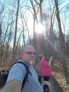 Tracy and I at Buzzard's Roost Lookout http://www.nature.org/ourinitiatives/regions/northamerica/unitedstates/ohio/placesweprotect/edge-of-appalachia-buzzardroost-rock-trail.xml    http://www.alltrails.com/trail/us/ohio/trail-to-buzzardroost-rock