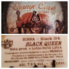 Arrivano i mostri... presto on tap Black Queen di Hammer... black ipa devastante da 7% di pura goduria luppolata.... e Orange Crush di Amager.. session ipa stratosferica. Inutile dire ultrafresche.. come vi abbiamo sempre abituato. Solo il meglio, solo al meglio. #sogood #roma #aventino #circomassimo #craftbeer #ontap #blackqueen #hammer #black #ipa #orangecrush #amager #session #ipa #inhopwetrust