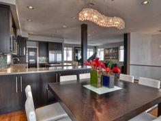 Kitchen Table Design & Decorating Ideas + HGTV Pictures | Kitchen Ideas & Design with Cabinets, Islands, Backsplashes | HGTV