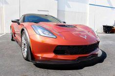 Chevrolet Corvette C7 Z06 Receives New Carbon Fiber Goodies Courtesy of APR Performance   automotive99.com