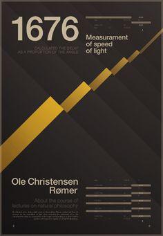 1676 Poster #minimal #swiss #graphic-design