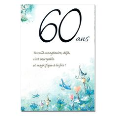 43 Meilleures Images Du Tableau Anniversaire 60 Ans Maman