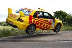 evo rally car