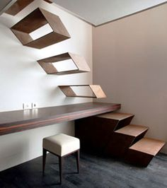 15 Beautiful Staircase Designs, Stairs in Modern Interior Design