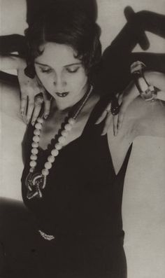 Renee Perle by Jacques Henri Lartigue