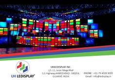 UHLEDISPLAY INC  A Leading Manufacturer of  LED Display,  #Display_Advertising, #Digital_Display, #Full_Color_LED_Display supplier/manufacturers UH LEDDISPLAY INK  for more information visit the website - http://ledisplay.in/