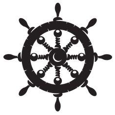 Openclipart - Clipping Culture Laser Cut Files, Silhouette Clip Art, Ship Wheel, Silhouettes, Cricut, Culture, History, Free, Historia