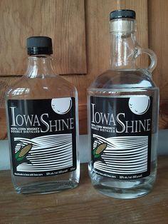 Iowa Shine - Corn Whiskey