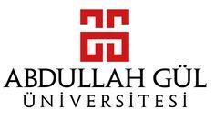 Abdullah Gül Üniversitesi Logosu