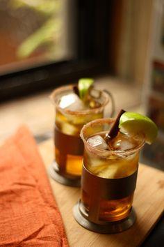 #DRINKRECIPE - Foolproof Fall Cocktail | Last Call | Scoop.it