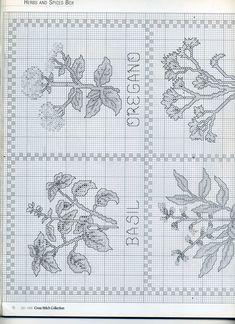 cross stitch collection 040 июль 1998