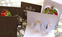 Five Easy Christmas Card Ideas | Christmas Cards | Kids Craft Activities