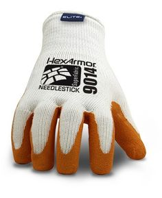 Buy HexArmor 9014 SharpsMaster II Superfabric Cut Resistant Gloves to get it SHIPPED FOR FREE today!