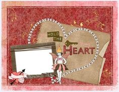 collage style cute photo frame 11