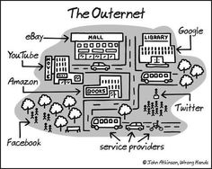 The Outernet otherwise known as reality..... some of you should try it!
