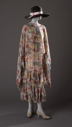 Ensemble Madeleine Vionnet, 1927 The Los Angeles County Museum of Art
