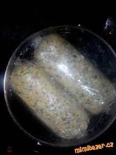 No Salt Recipes, Cooking Recipes, Dumplings, Baked Potato, Pickles, Yummy Treats, Cucumber, Sausage, Pancakes