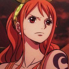 One Piece ☠ icons One Piece Anime, Nami One Piece, One Piece Comic, Orange Aesthetic, Aesthetic Anime, Aesthetic Dark, Robin, One Piece Movies, Nami Swan