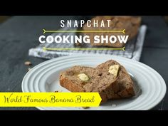 Paleo Banana Bread in a Blender | Snapchat Cooking Show - http://www.paleodietdigest.com/paleo-desserts/paleo-banana-bread-in-a-blender-snapchat-cooking-show/