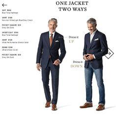 J Hilburn - One Jacket, Two Ways