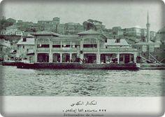 Üsküdar İskelesi-1906