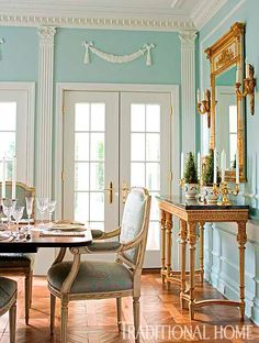 Our Best Before-and-After Dining Rooms | Traditional Home