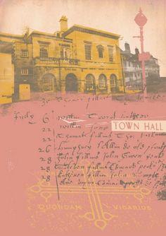 Clare Nicholas - Town Hall Stratford