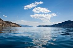 Okanagan Lake near Kelowna, BC, Canada. Waterfront Property For Sale, Vancouver Bc Canada, O Canada, Wine Country, Dream Vacations, British Columbia, Where To Go, Beautiful Pictures, Scenery
