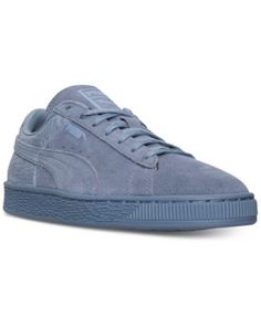 1a5d2bb54a8 PUMA Puma Women s Suede Classic Emboss Casual Sneakers from Finish Line.   puma  shoes
