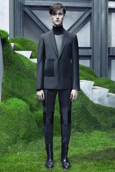 PFW AW15: Balenciaga Lookbook