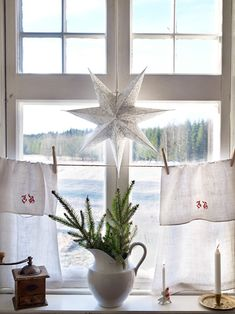 Anna Truelsen interior stylist: I decorate with things from the forest - reportage Leva o stay
