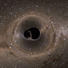 NASA (mirkokosmos: A Black Hole is an...)