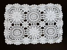 This handmade crochet lace doily would be a stylish addition to your home decor … Table Centers, Hand Care, Lace Doilies, Handmade Home, Table Centerpieces, Decoration, Crochet Lace, A Table, Best Gifts